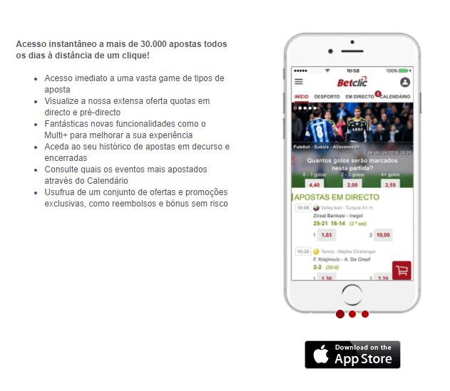 Betclic na App Store