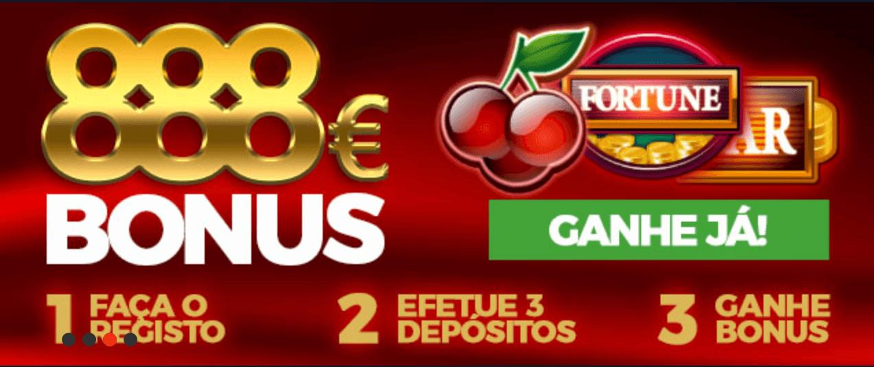 CasinoPortugal bónus boas-vindas casino