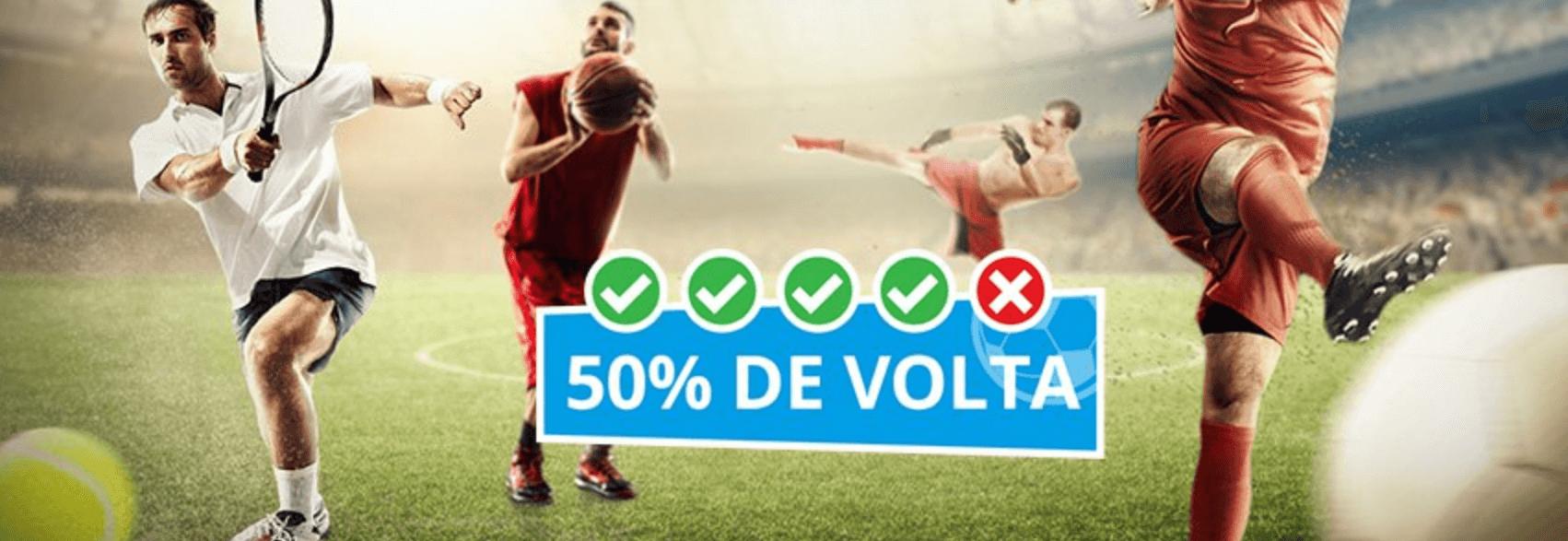 Sportingbet bónus 50%