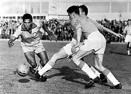 Garrincha no 1962