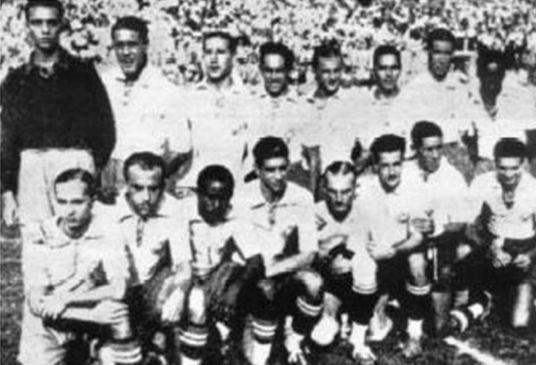 selecao brasileira 1934