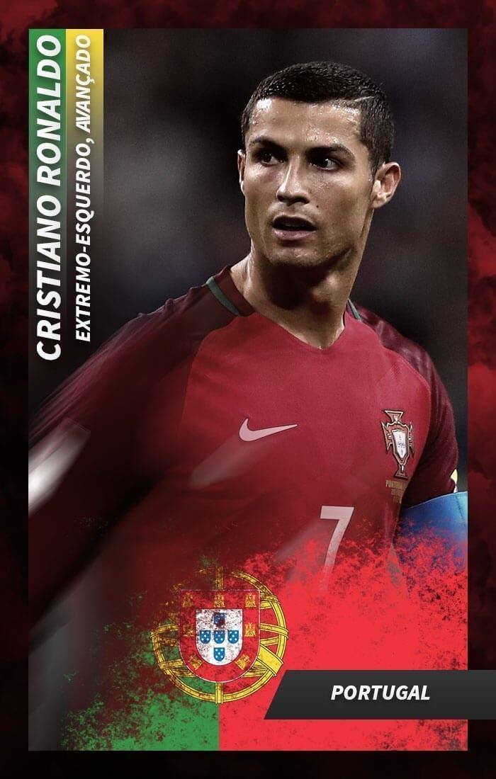 cristiano ronaldo jogador