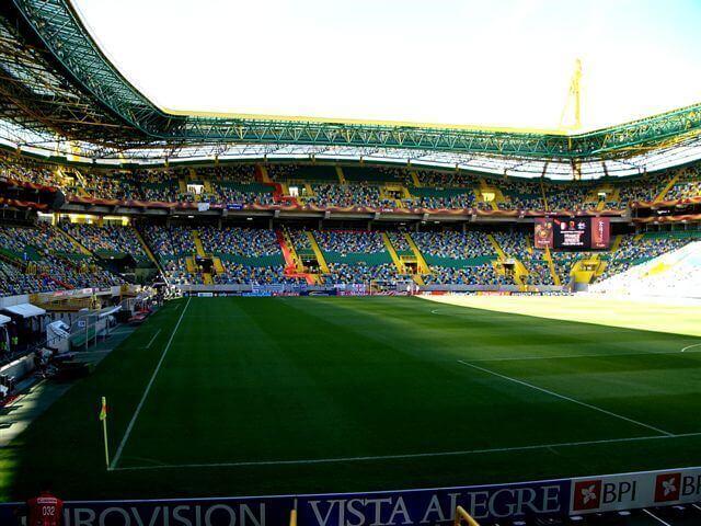 Equipes portugueses Liga UEFA