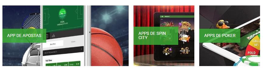 Unibet aplicativos