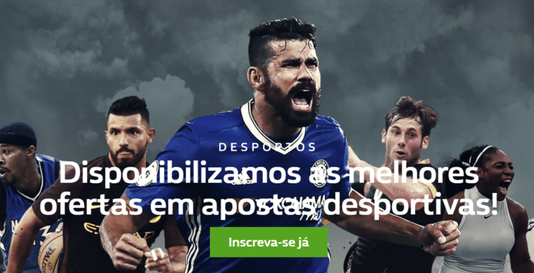 William Hill bónus apostas