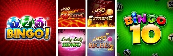 Betboo Bingo Games