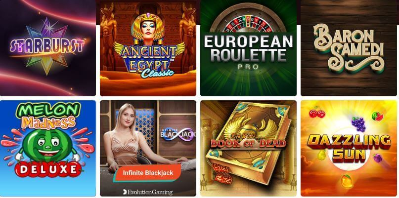Betboo casino slots de todo tipo