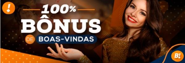 Betmotion Bônus Boas-Vindas