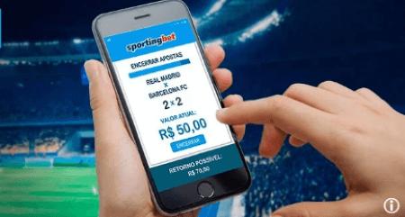 Sportingbet Mobile App