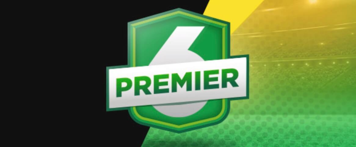 Promoção Premier 6 na Premierbet
