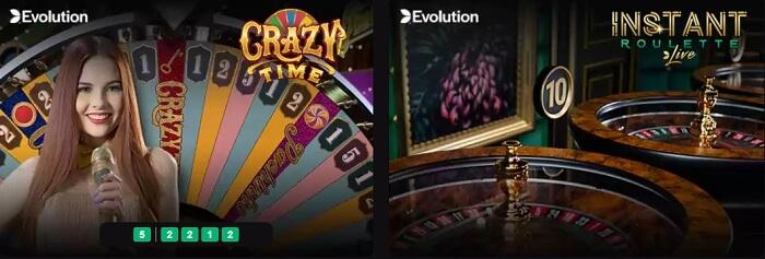 LV Bet Casino ao Vivo