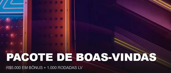LV Bet Casino Bonus