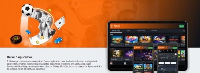Download do Betano App